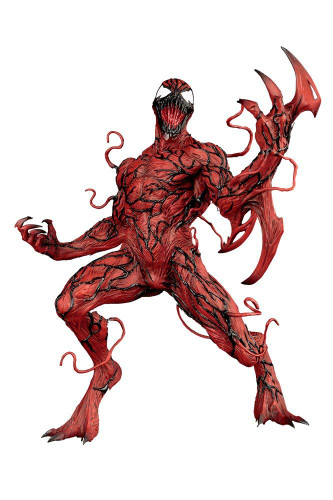 Kotobukiya MK207 ARTFX Marvel Now! Carnage 1/10 Scale Figure