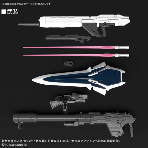 Bandai HGUC 216 Gundam Sinanju Stein (Narrative Ver.) 1/144 Scale Kit