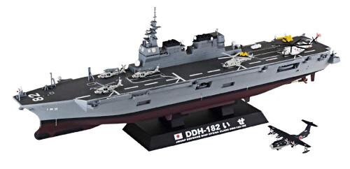 Pit-Road Skywave JPM-05 JMSDF Defense Ship DDH-182 Ise 1/700 Finished Model