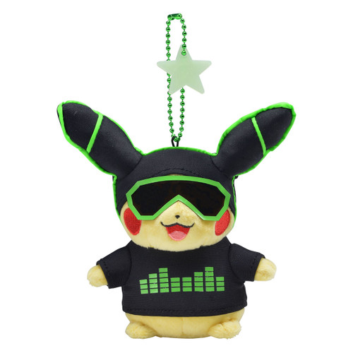 Pokemon Center Original Mascot Pikachu 2018 Green