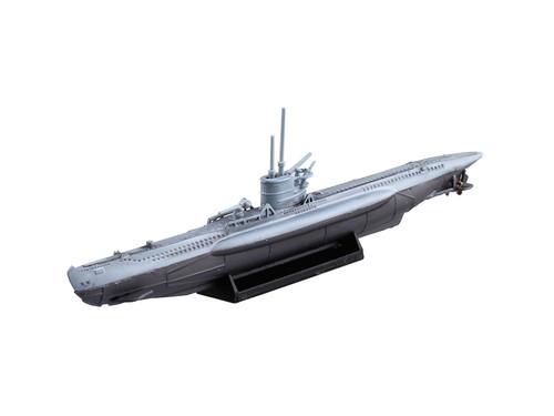 Aoshima 52686 Waterline British Heavy Cruiser DORSETSHIRE Attacks Bismarck 1/700 scale kit