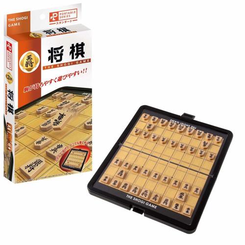 Hanayama Japanese Chess Shogi Game Set Portable Standard Made in Japan