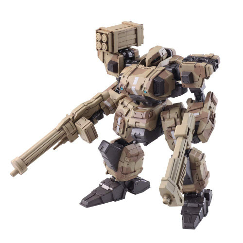 Square Enix Front Mission 1st Wander Arts Frost Desert Camouflage ver. Figure