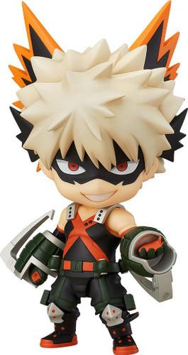Good Smile Nendoroid 705 Katsuki Bakugo: Hero's Edition (My Hero Academia)