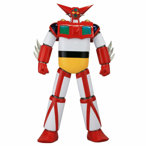 Kaiyodo Soft Vinyl Toy Box Hi-LINE 004 Getter 1 Figure (Getter Robot)