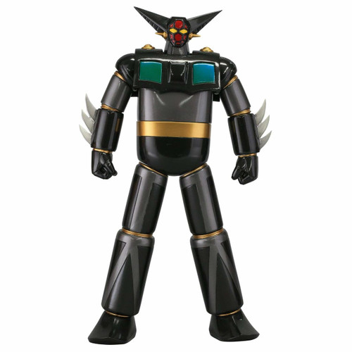 Kaiyodo Soft Vinyl Toy Box Hi-LINE 005 Getter 1 Evil Color Figure (Getter Robot)