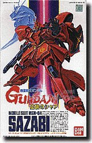 Bandai 208695 GUNDAM MSN-04 Sazabi 1/144 Scale Kit