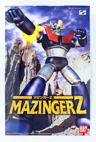 Bandai 581013 Mechanic Collection Mazinger Z Plastic Model Kit