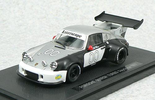 Ebbro 44019 PORSCHE 911 RSR TURBO Daytona 1977 1/43 Scale