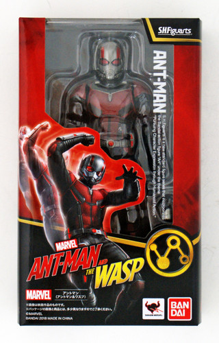Bandai S.H. Figuarts Ant-Man (Ant-Man and the Wasp) Figure