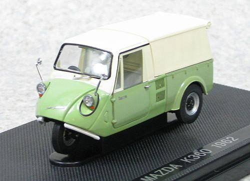 Ebbro 44047 Mazda K360 (Green) 1/43 Scale