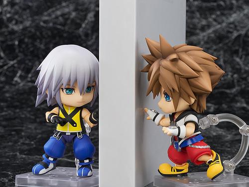 Good Smile Nendoroid 984 Riku (Kingdom Hearts)