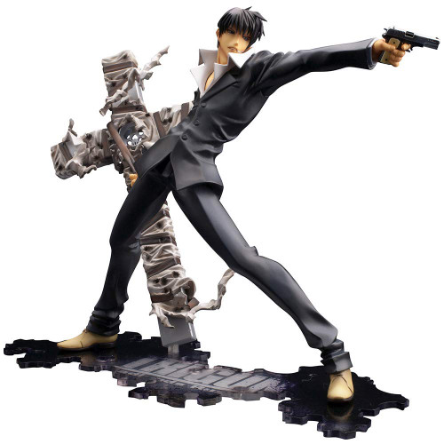 Kotobukiya ARTFX J PP816 Nicholas D. Wolfwood Renewal Package Ver. 1/8 Scale Figure (Trigun Badlands Rumble)