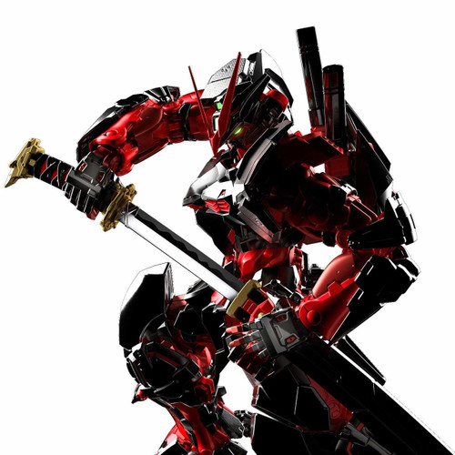 Bandai Hi-Resolution Model Gundam Seed Gundam Astray Red Frame 1/100 Scale Kit