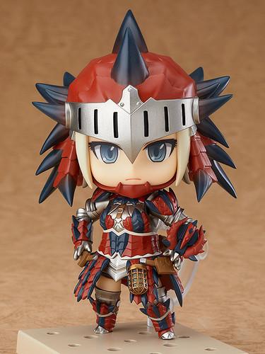 Good Smile Nendoroid 993 Hunter: Female Rathalos Armor Edition (MONSTER HUNTER: WORLD)