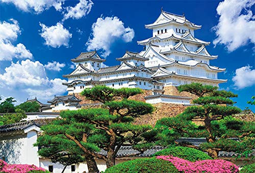 Beverly Jigsaw Puzzle M108-209 World Heritage Himeji Castle Japan (108 S-Pieces)