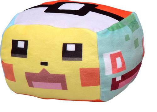 Takara Tomy Tomica Pokemon Quest Pokexel Cushion Pikachu & Friends