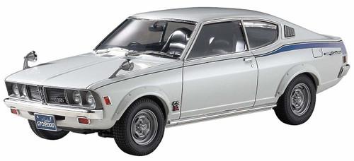 Hasegawa HC-30 Mitsubishi Galant GTO 2000GSR Early Type 1/24 Scale kit