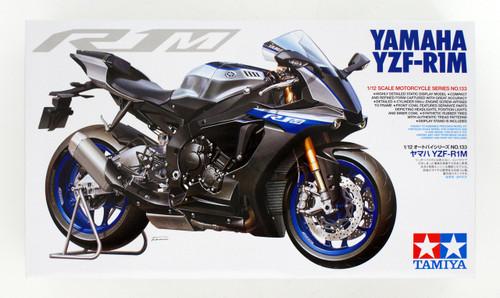 Tamiya 14133 Yamaha YZF-R1M 1/12 Scale Kit