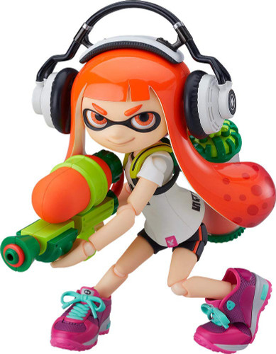 Good Smile figma 400 Splatoon Girl (Splatoon)