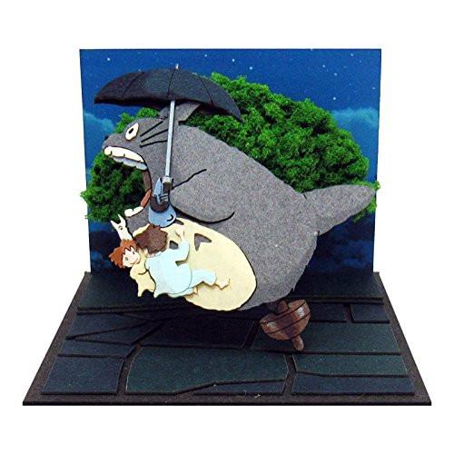 Sankei MP07-88 Studio Ghibli Flying with Totoro (My Neighbor Totoro) Non Scale
