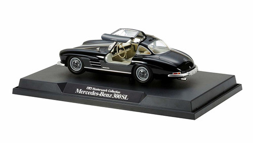 Tamiya 21154 Mercedes-Benz 300SL (Black) Masterwork Collection 1/24 Scale Finished Model