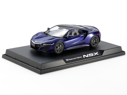 Tamiya 21159 NSX (Blue) Masterwork Collection 1/24 Scale Finished Model