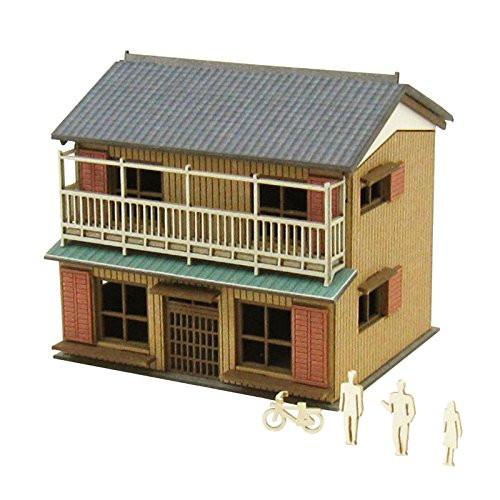 Sankei MP01-155 House C 1/220 Z scale