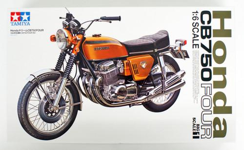Tamiya 16001 Honda CB750 FOUR 1/6 Scale Kit