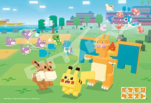 Ensky Jigsaw Puzzle 300-1370 Pokemon Quest Kakukoro Island (300 Pieces)
