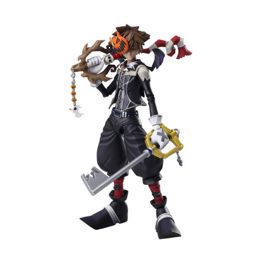 Square Enix Bring Arts Sora Halloween Town Ver. Figure (Kingdom Hearts II)