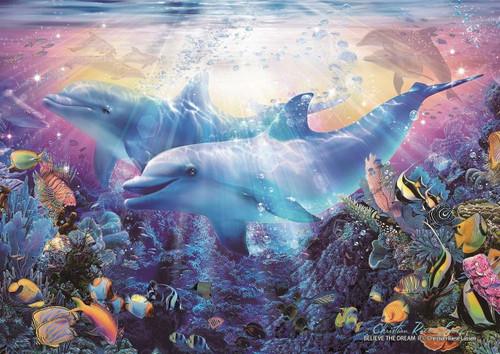 Epoch Jigsaw Puzzle 02-406 Lassen Believe the Dream II (108 Pieces)