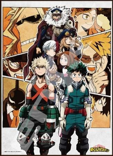 Ensky Jigsaw Puzzle 500-331 My Hero Academia (500 Pieces)
