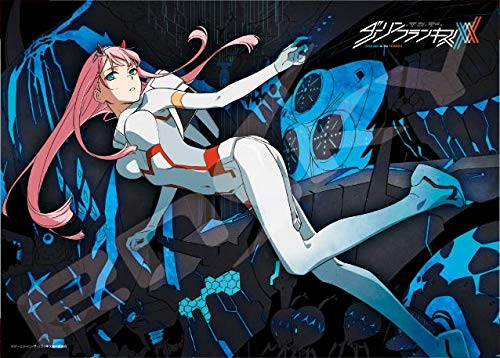 Ensky Jigsaw Puzzle 500-329 DARLING in the FRANXX CODE 002 (500 Pieces)