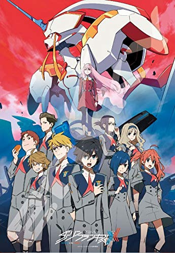 Ensky Jigsaw Puzzle 1000T-104 DARLING in the FRANXX (1000 Pieces)