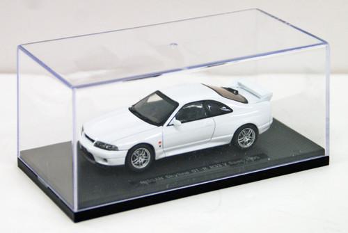Ebbro 44186 NISSAN SKYLINE GT-R R33 Vspec White 1/43 Scale