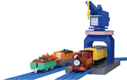 Takara Tomy Pla-rail Plarail Thomas & Friends Powerful Friends Set 968160