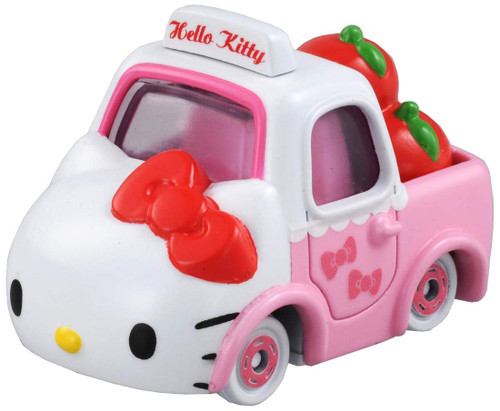 Takara Tomy Dream Tomica 152 Hello Kitty Apple Car