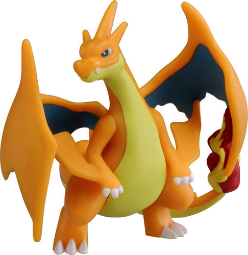 Takara Tomy Pokemon Moncolle EX ESP_09 Mega Charizard Y