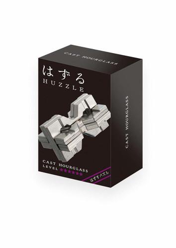 Hanayama Cast Huzzle (Puzzle) Cast HOURGLASS