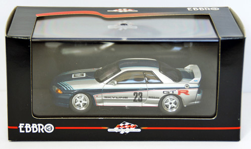 Ebbro 44210 NISSAN SKYLINE GT-R Gr.A TEST CAR 1/43 Scale