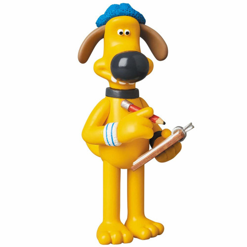 Medicom UDF-426 Ultra Detail Figure Wallace and Gromit Bitzer