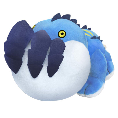 Capcom Monster Hunter World Dodogama Stuffed Plush Toy
