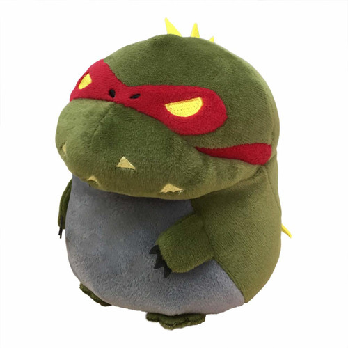 Capcom Deviljho Mochikawa Plush Toy (Monster Hunter)