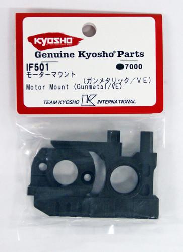 Kyosho IF501 Motor Mount (Gunmetal/VE)