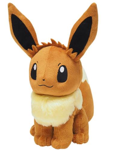 San-ei Plush Doll Pokemon All Star Collection Plush: Eevee [M] TJN