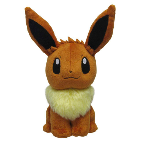 San-ei Plush Doll Pokemon All Star Collection Plush Doll Eevee [S] TJN