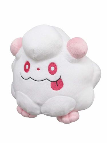 San-ei Plush Doll Pokemon All Star Collection Plush: Swirlix (Peroppafu) [S] TJN