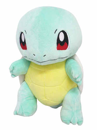 San-ei Pokemon ALL STAR COLLECTION 9 Plush Doll Squirtle (M)