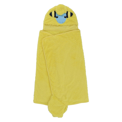 Pokemon Center Original Hoodie Blanket Mofu Mofu Paradise Mareep (Merriep) 1013